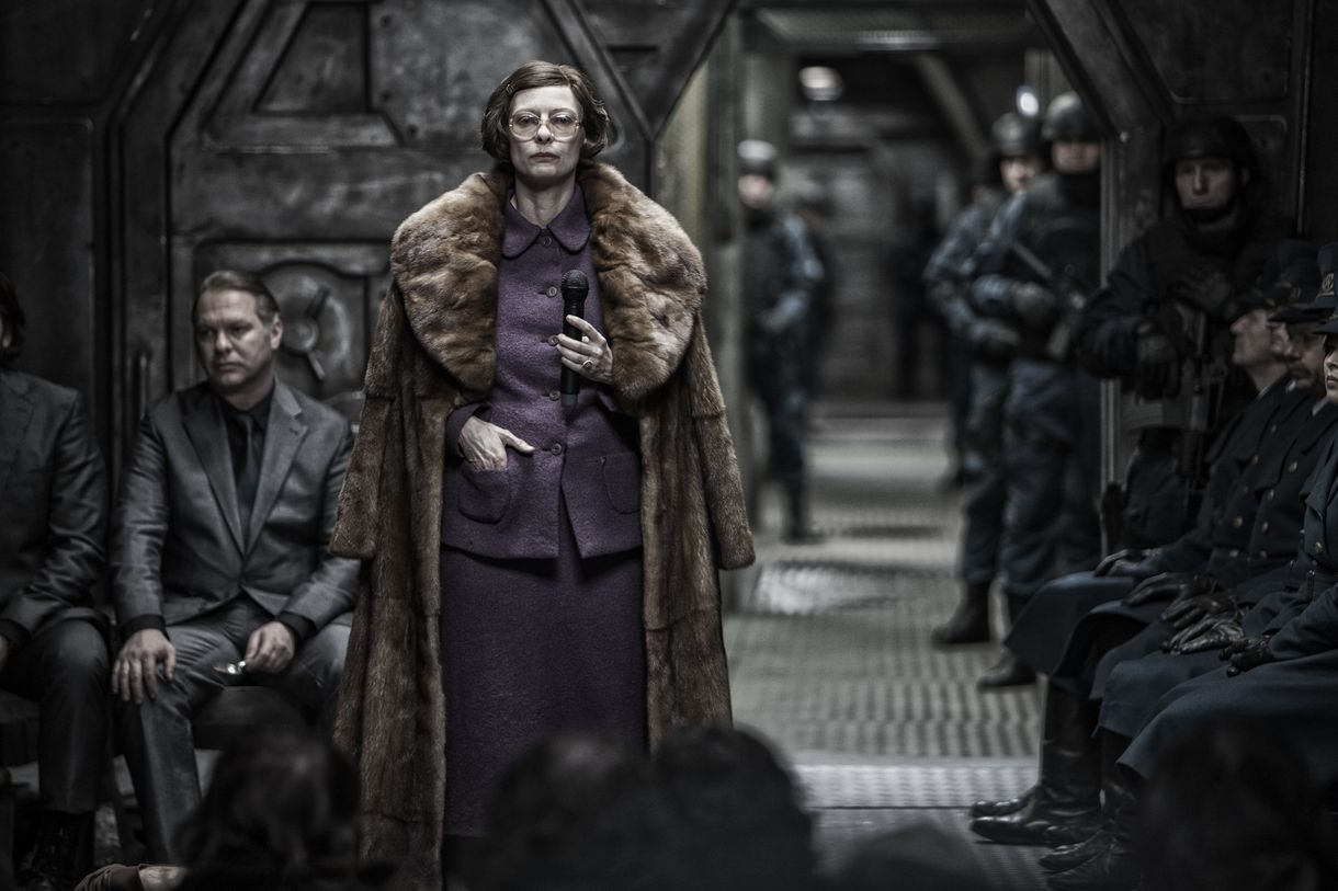 The Snowpiercer TV Series Starts Seven years after Ice Age